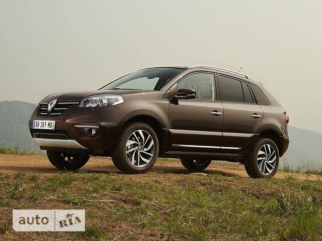 Renault Koleos фото 1