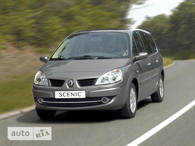Renault Grand Scenic фото 1