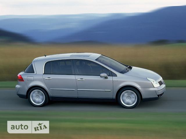 Renault Vel Satis фото 1