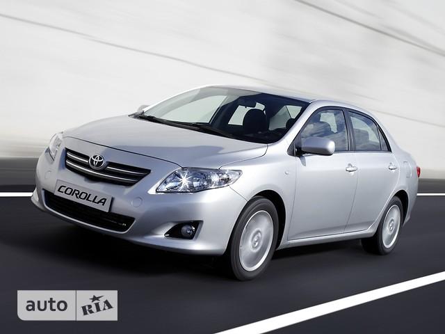 Toyota Corolla фото 1
