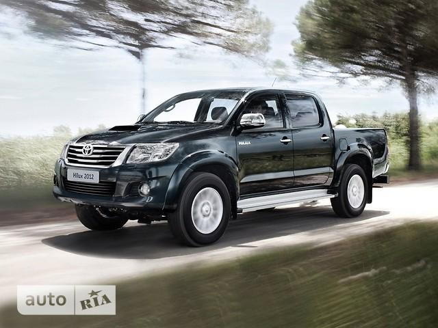 Toyota Hilux фото 1