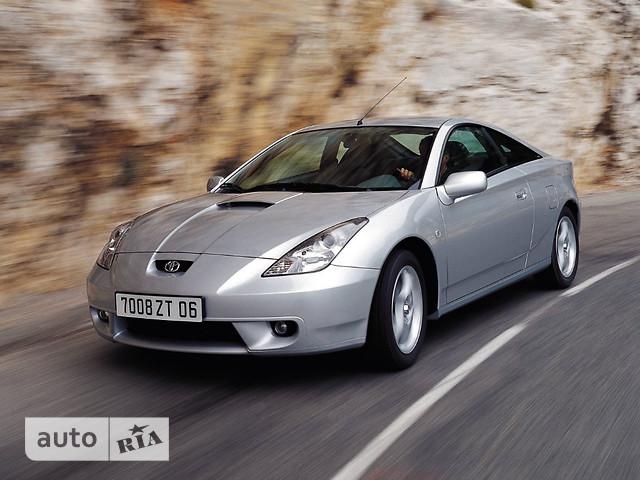 Toyota Celica фото 1