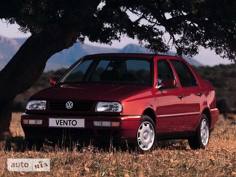 Volkswagen Vento фото 1