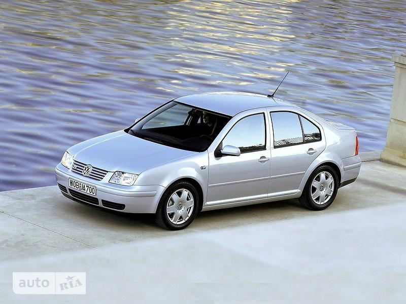 Volkswagen Bora фото 1