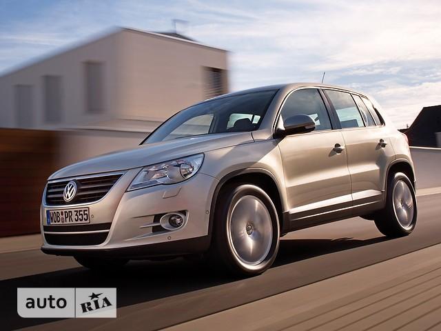 Volkswagen Tiguan фото 1