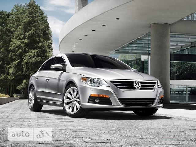 Volkswagen Passat CC фото 1