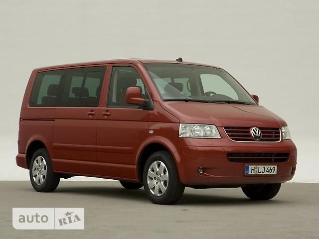 Volkswagen Multivan фото 1
