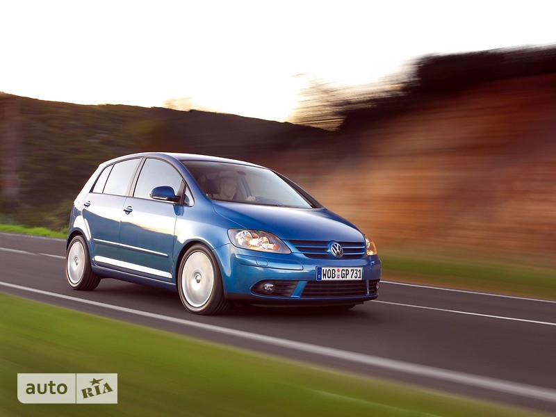 Volkswagen Golf Plus фото 1