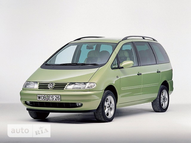 Volkswagen Sharan фото 1