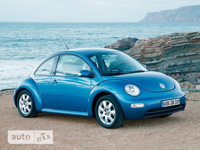 Volkswagen Beetle фото 1