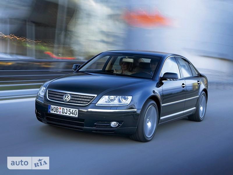 Volkswagen Phaeton фото 1