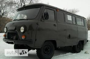 Продаж нового автомобіля УАЗ 3962 на базаре авто