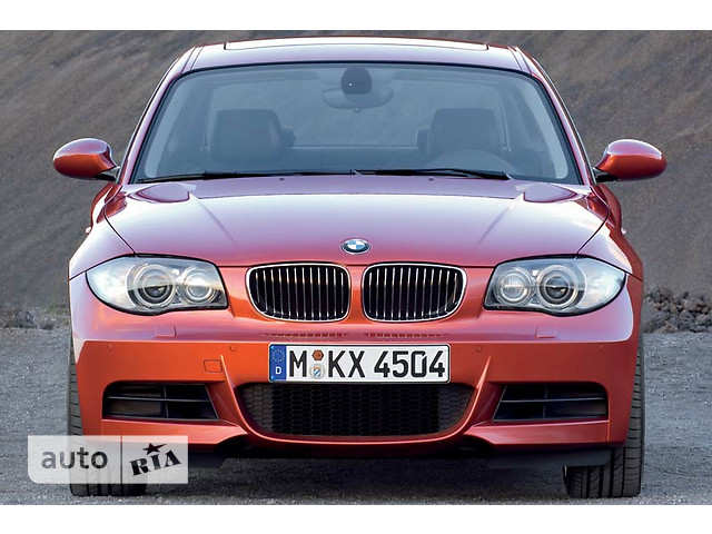BMW 1 Series Coupe фото 1