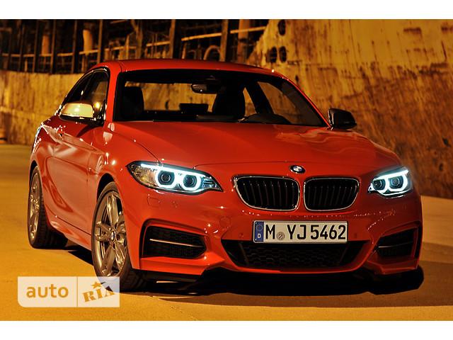 BMW 2 Series фото 1