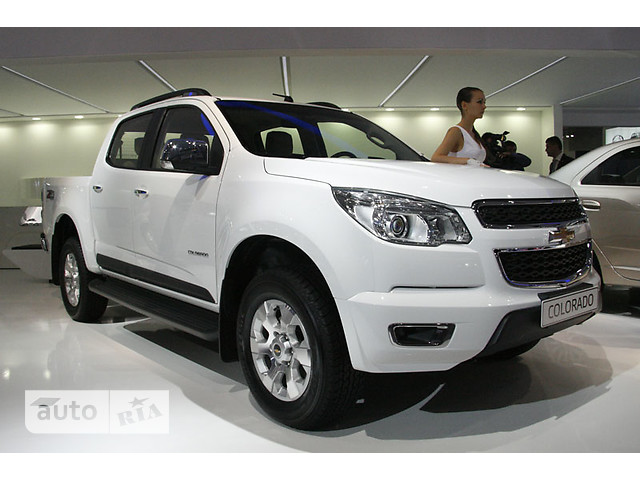 Chevrolet Colorado фото 1