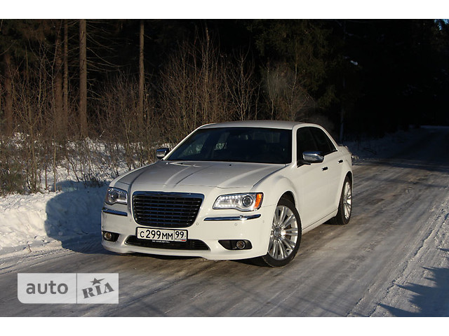 Chrysler 300 M фото 1