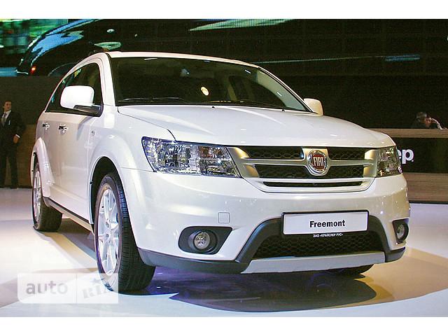 Fiat Freemont фото 1