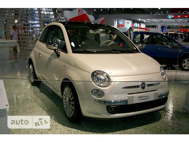 Fiat 500 фото 1