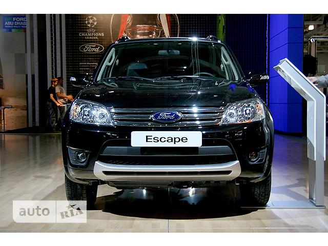 Ford Escape фото 1