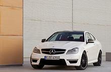 Новые Mercedes-Benz C-Class