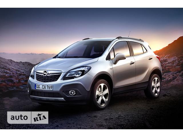 Opel Mokka фото 1