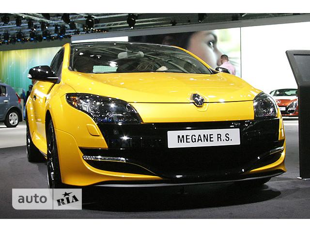 Renault Megane II фото 1