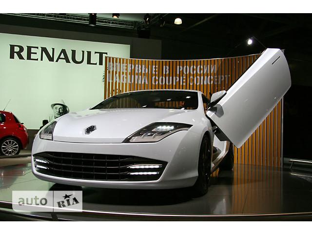 Renault Laguna Coupe фото 1