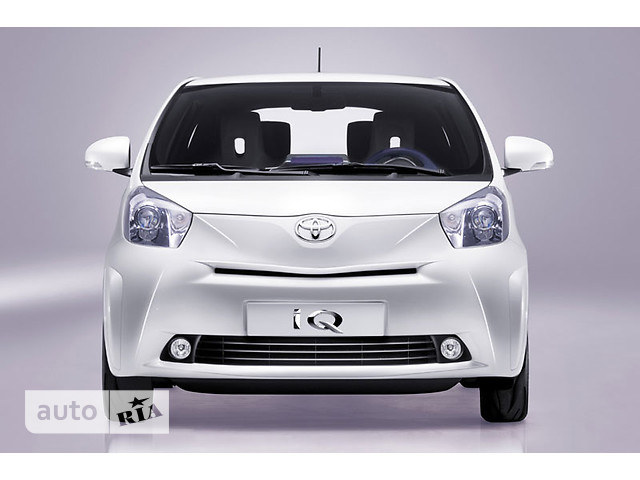 Toyota IQ фото 1