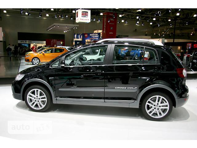 Volkswagen Cross Golf фото 1