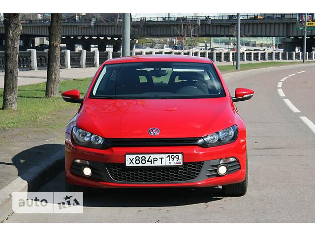 Volkswagen Scirocco фото 1