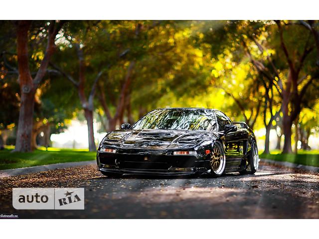 Acura NSX фото 1