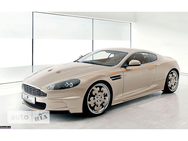 Aston Martin DBS фото 1