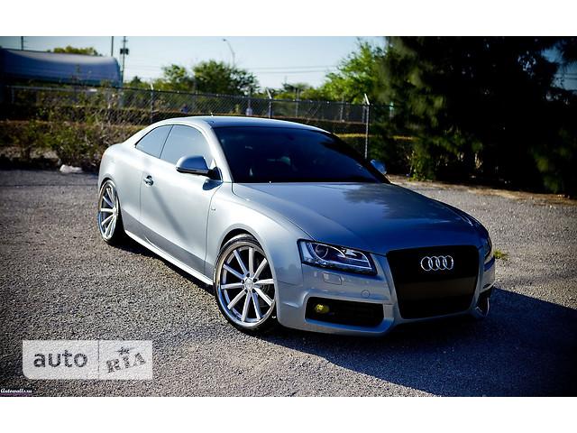 Audi RS5 фото 1