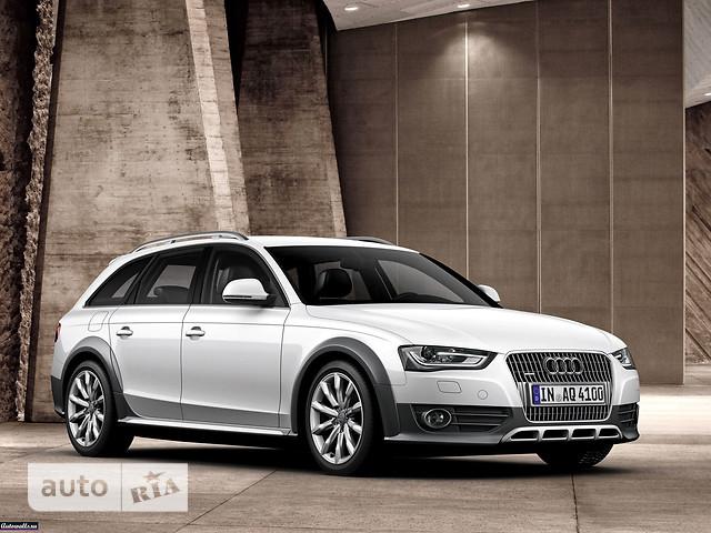 Audi A4 Allroad фото 1