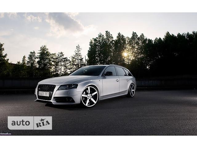 Audi S4 фото 1