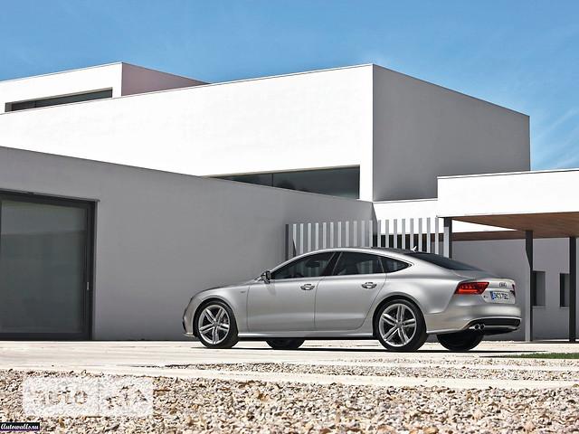 Audi S7 Sportback фото 1