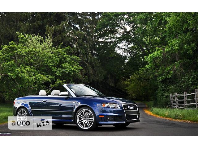 Audi RS4 фото 1