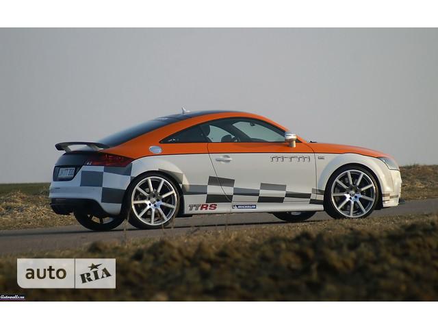 Audi TT RS фото 1