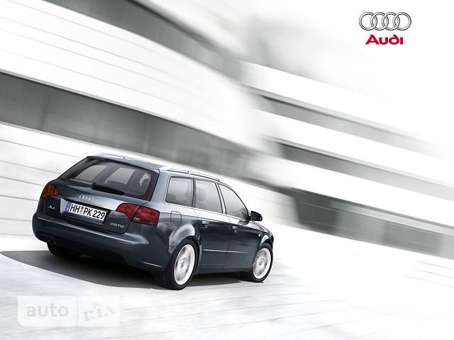 Audi A4 Avant фото 1