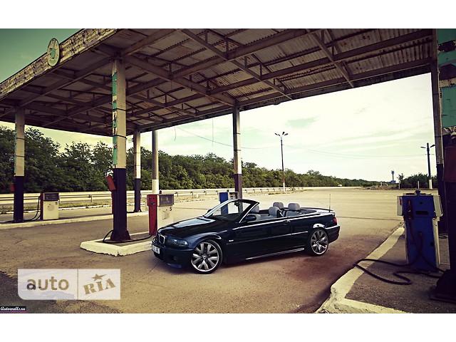 BMW 3 Series Cabrio фото 1