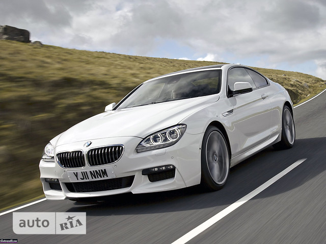 BMW 640 фото 1