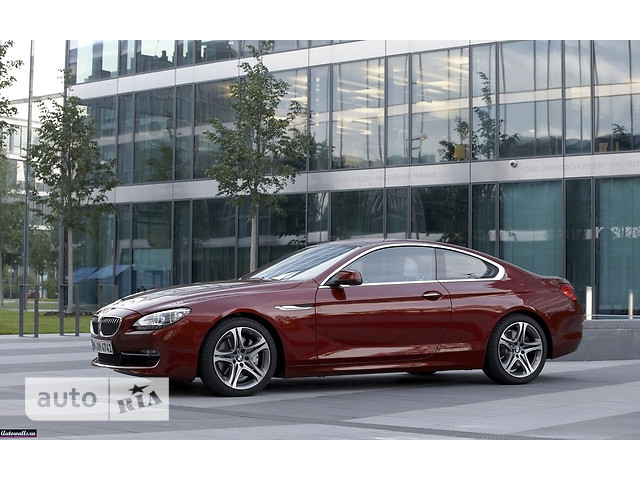 BMW 6 Series Coupe фото 1