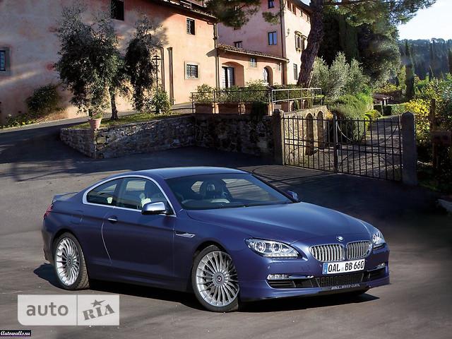 BMW Alpina фото 1