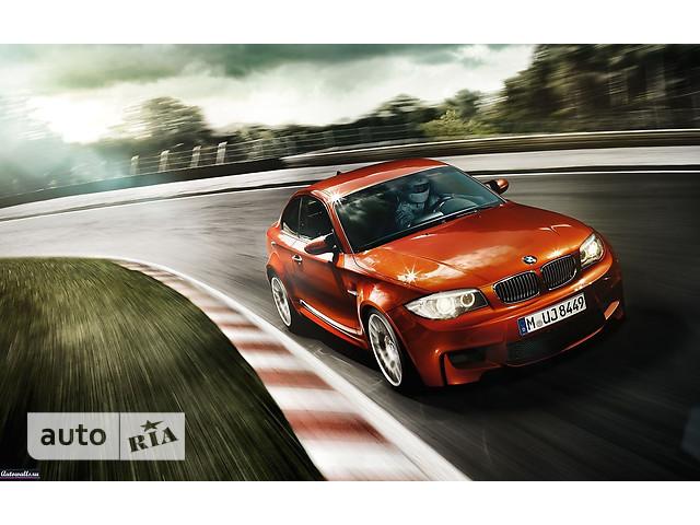 BMW M1 фото 1