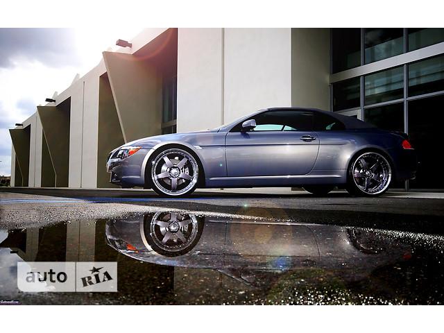 BMW 645 фото 1