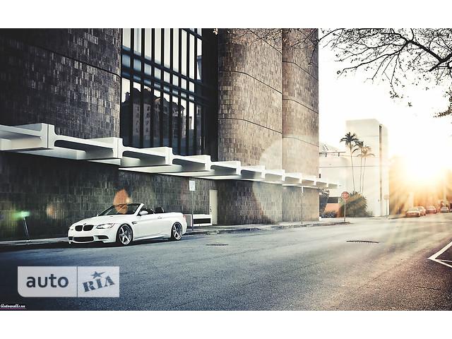 BMW Cabrio фото 1