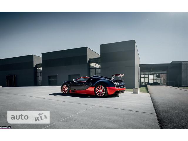 Bugatti Veyron фото 1