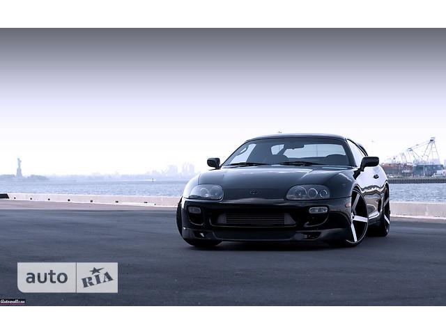 Toyota Supra фото 1
