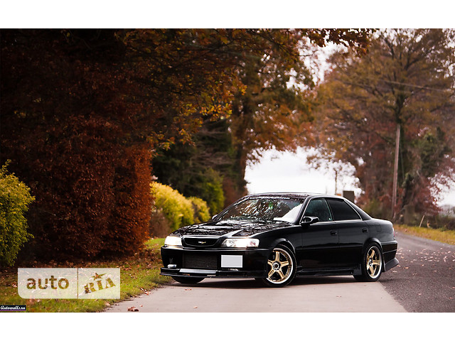 Toyota Chaser фото 1