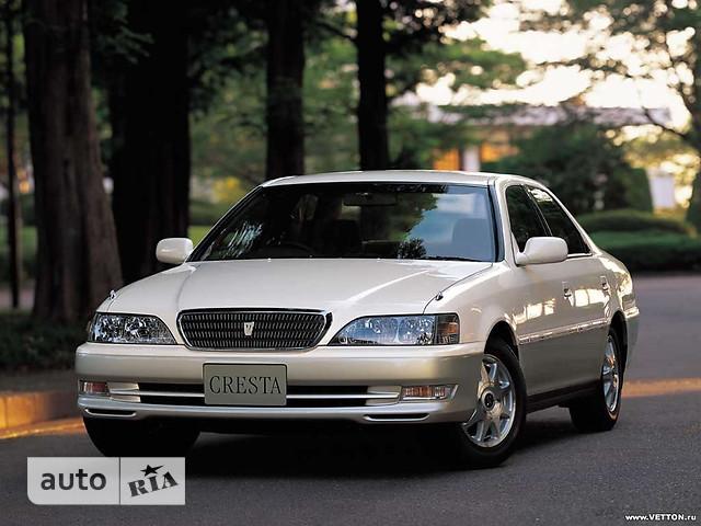 Toyota Cresta фото 1